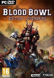 Jaquette Blood Bowl : Édition légendaire