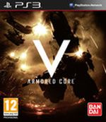 Jaquette Armored Core V