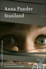 Couverture Stasiland