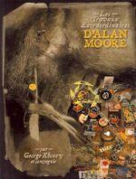 Couverture Les travaux extraordinaires d'Alan Moore