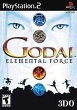 Jaquette GoDai Elemental Force
