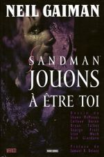 Couverture Jouons à être toi - Sandman, tome 5