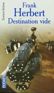 Couverture Destination vide - Le Cycle du Programme conscience, tome 1