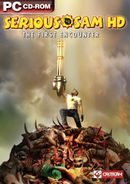 Jaquette Serious Sam HD : The First Encounter
