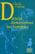Couverture Darwin, dessine-moi les hommes