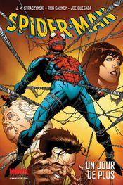 Couverture Spider-Man : Un Jour de plus