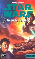 Couverture La Quête des Jedi - Star Wars : L'Académie Jedi, tome 1