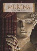 Couverture La Pourpre et l'Or - Murena, tome 1
