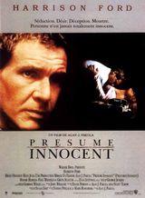 Affiche Présumé Innocent