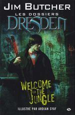 Couverture Les Dossiers Dresden