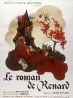 Affiche Le Roman de Renard