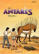 Couverture Antarès, tome 4