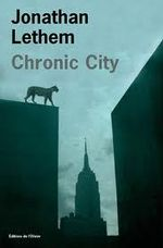 Couverture Chronic City