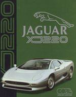 Jaquette Jaguar XJ220