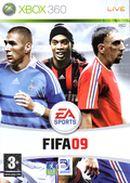 Jaquette FIFA 09