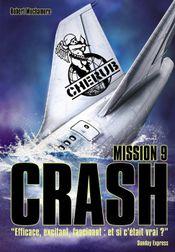 Couverture Crash - Cherub, Mission 9