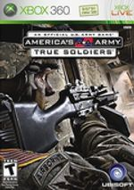 Jaquette America's Army : True Soldiers