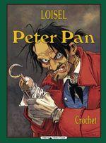 Couverture Crochet - Peter Pan (Vents d'Ouest), tome 5
