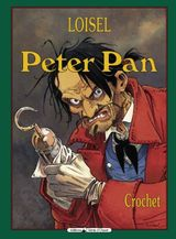 Couverture Crochet - Peter Pan (Vents d'Ouest), tome 5