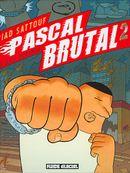 Couverture Le Mâle dominant - Pascal Brutal, tome 2