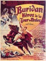 Affiche Buridan, héros de la tour de Nesle