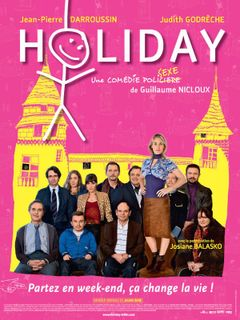 Affiche Holiday