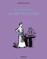 Couverture En cuisine avec Alain Passard