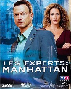 Affiche Les Experts : Manhattan