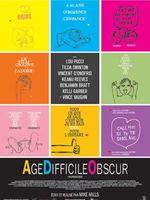 Affiche Âge Difficile Obscur