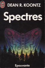 Couverture Spectres