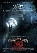 Affiche Gingerclown 3D