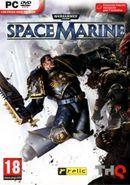 Jaquette Warhammer 40,000 : Space Marine