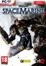 Jaquette Warhammer 40,000: Space Marine