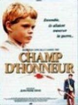 Affiche Champ d'honneur