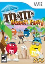 Jaquette M&M's Beach Party