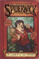 Couverture La Lunette de Pierre - Les Chroniques de Spiderwick, tome 2