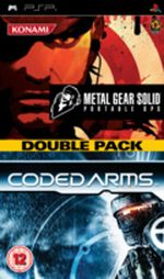 Jaquette Metal Gear Solid: Portable Ops / Coded Arms