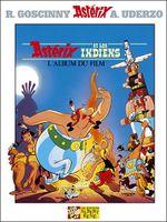 Couverture Astérix et les Indiens : L'Album du film