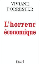 Couverture L'horreur économique
