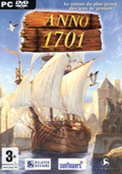Jaquette Anno 1701