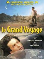 Affiche Le Grand Voyage