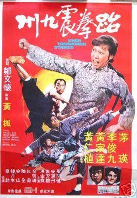 Le tigre noir du karat film 1973 senscritique for Les arts martiaux chinois