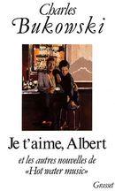 Couverture Je t'aime Albert
