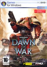 Jaquette Warhammer 40,000 : Dawn of War II