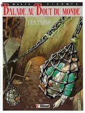 Couverture La Prison - Balade au bout du monde, tome 1