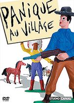 Affiche Panique au village
