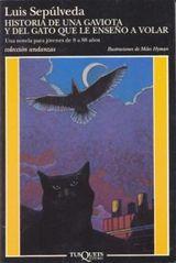 Couverture Historia de una gaviota y del gato que le enseno a volar