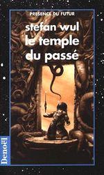 Couverture Le Temple du passé