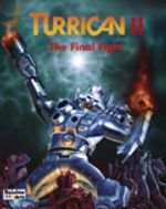 Jaquette Turrican 2 : The Final Fight