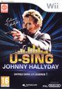 Jaquette U-Sing : Johnny Hallyday